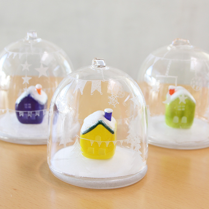 生島明水 クリスマスドーム(家)