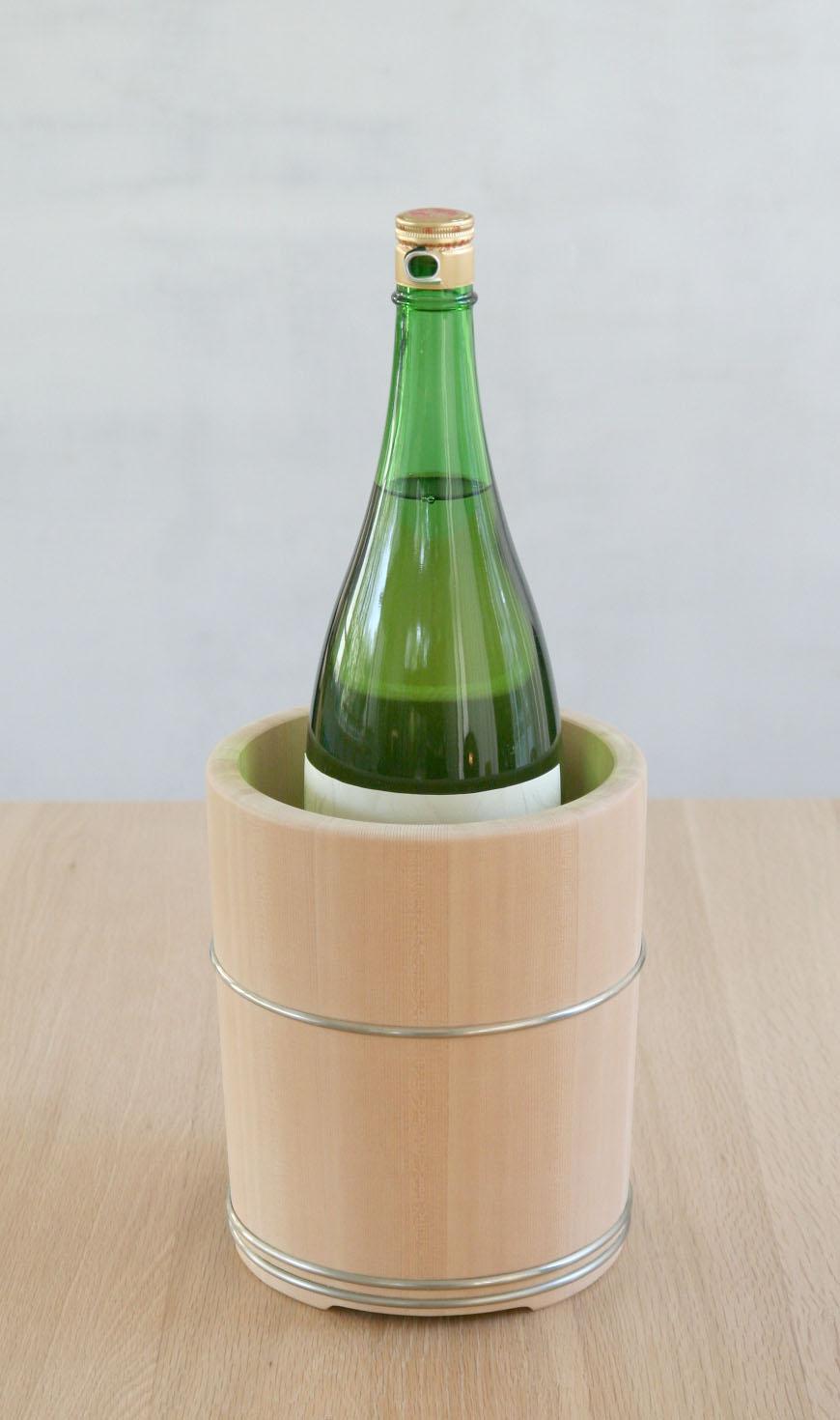 【受注生産商品】桶栄 ワインクーラー