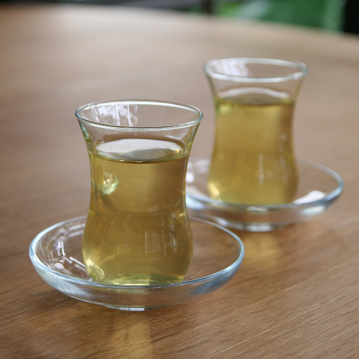 自然茶 冷やし茶