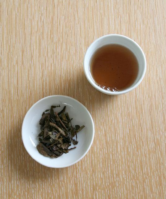自然茶 秋ばん茶