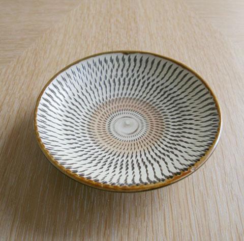 小鹿田焼 皿(五寸・八寸)
