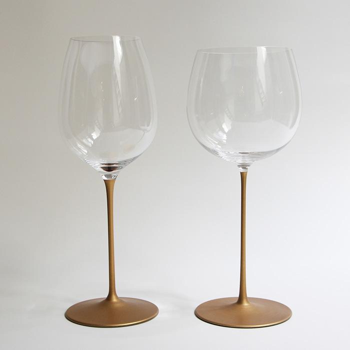 ワイングラス こがね