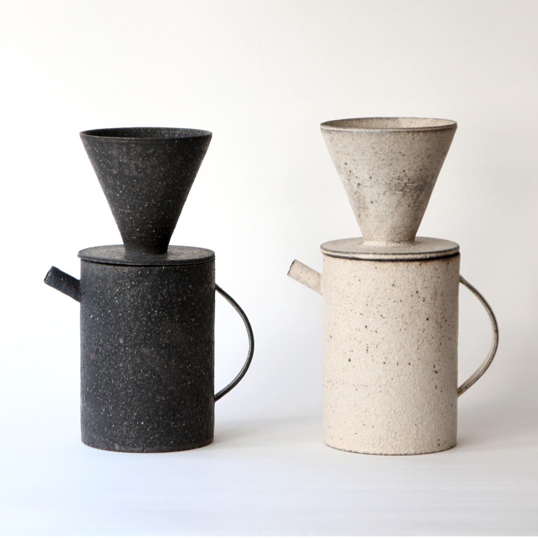 |入荷待ち|遠藤岳 Pot and Dripper set