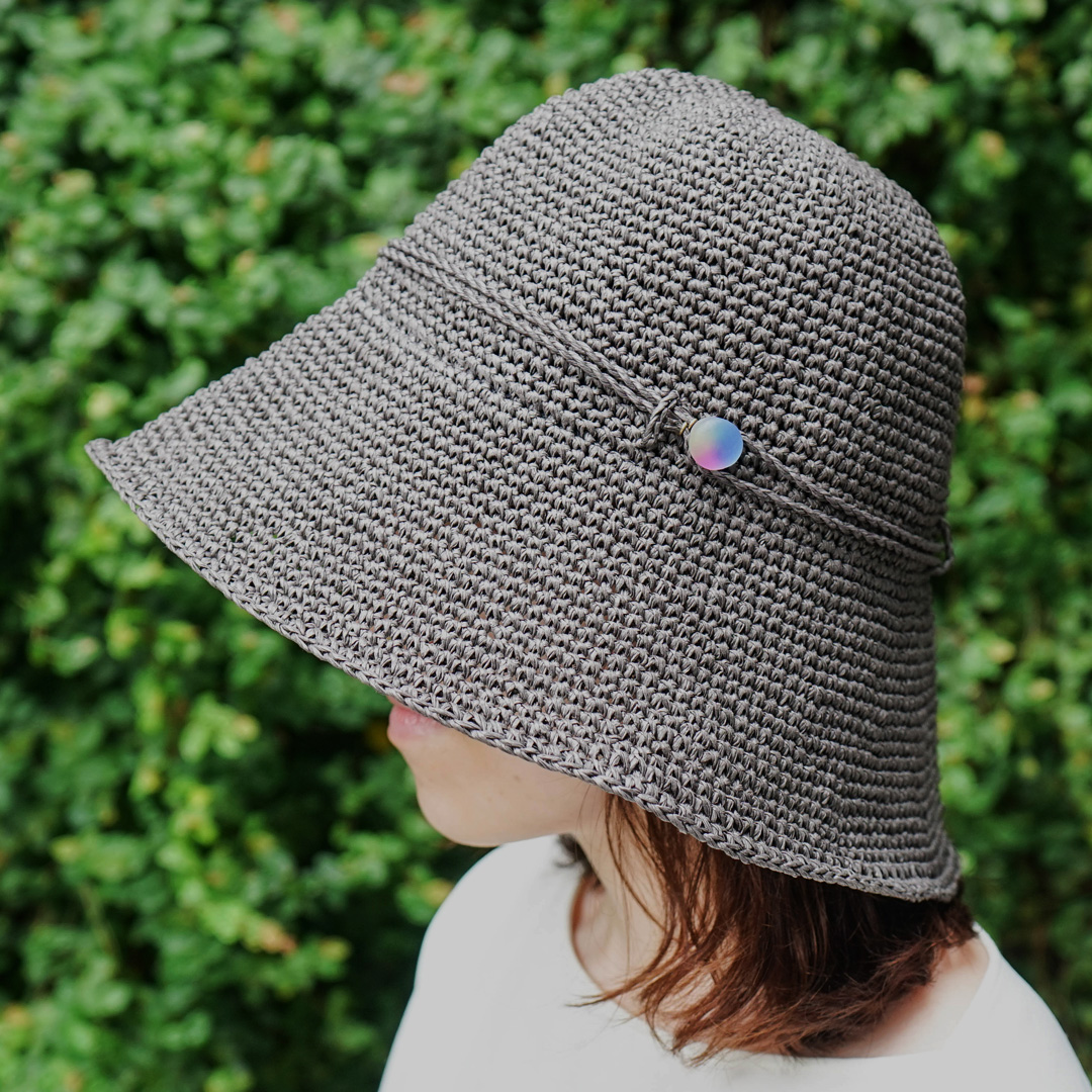 matsurica × SASAWASHI 手編み帽子– WISE・WISE tools オリジナル –