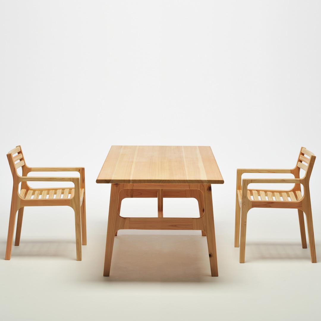 KURIKOMA ダイニングテーブル