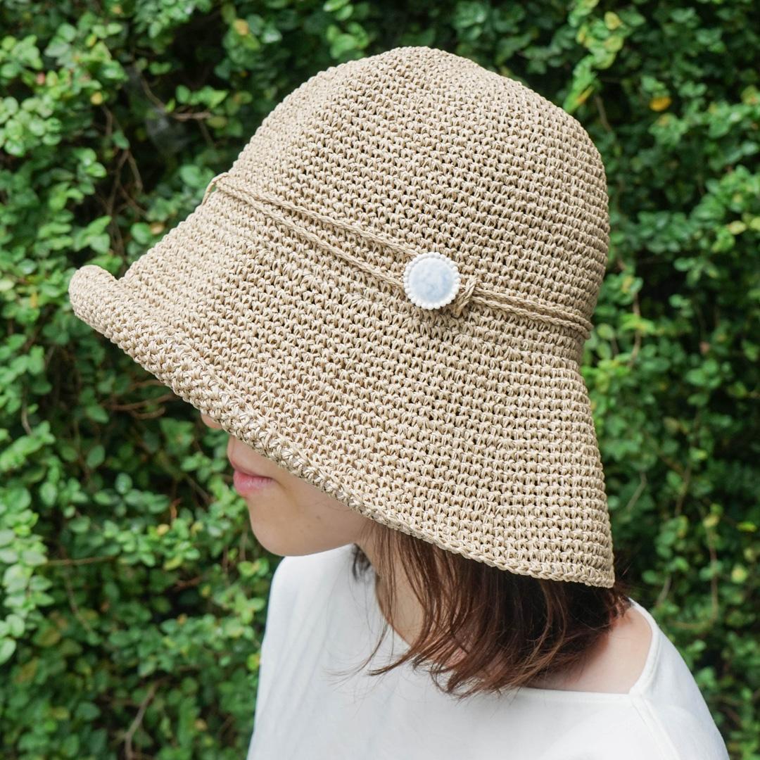 AMOR× SASAWASHI 手編み帽子– WISE・WISE tools オリジナル –