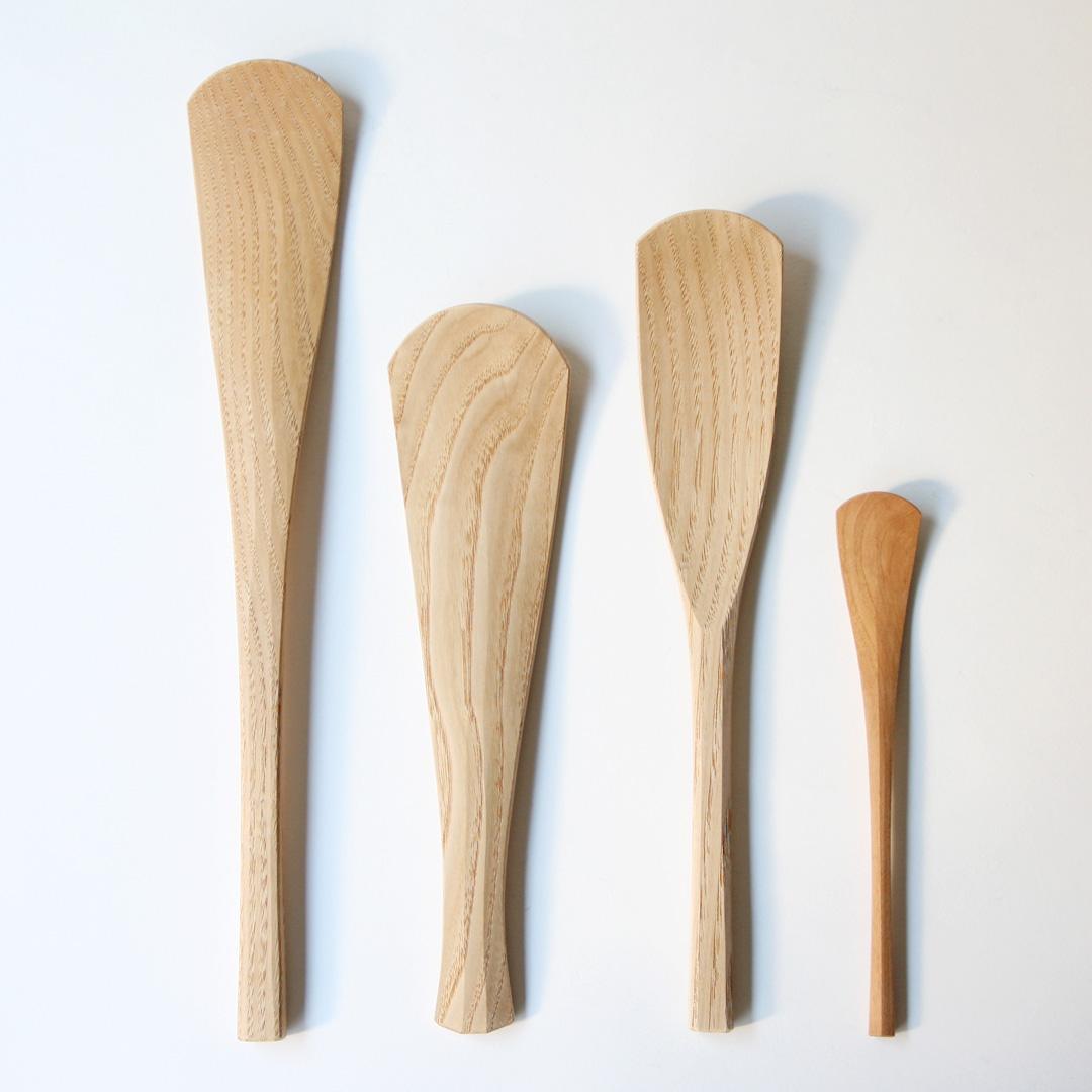 大久保ハウス木工舎 杓文字、調理匙、JS