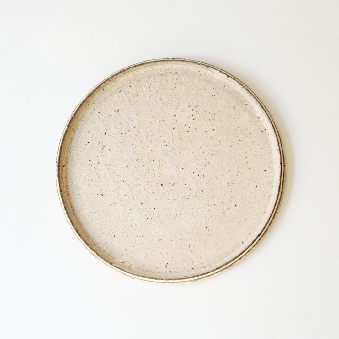 遠藤岳 Plate 150 White